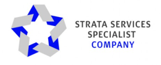 Strata service logo